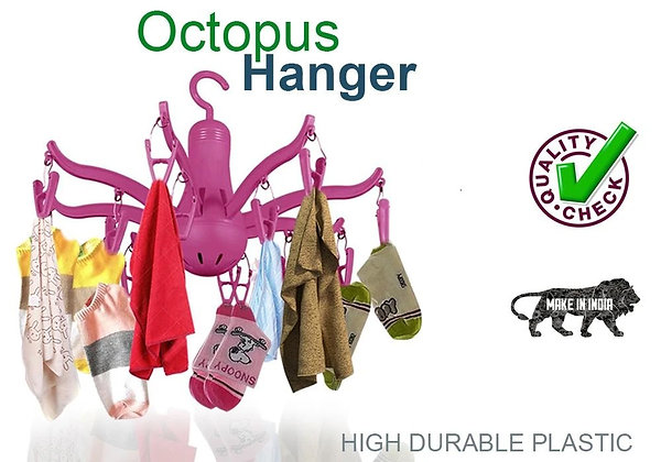Octopus Hanging Dryer