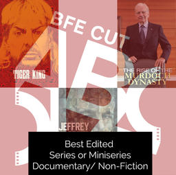 17/02/21 VGOW - Awards Special: Best Edited Series or Miniseries - Documentary/Non-Fiction