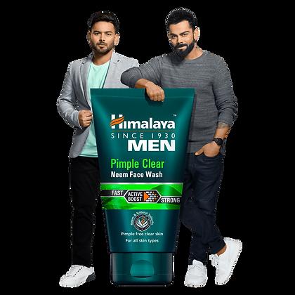 MEN PIMPLE CLEAR NEEM Face Wash