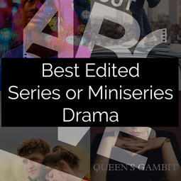 15/02/21 VGOW - Awards Special: Best Edited Series or Miniseries - Drama