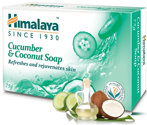 CUCUMBER & COCONUT SOAP