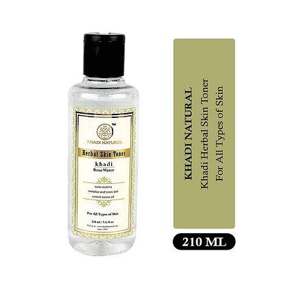 Rose Water Herbal Skin Toner