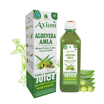 Jeevan Ras Aloevera & Amla Herbal Juice