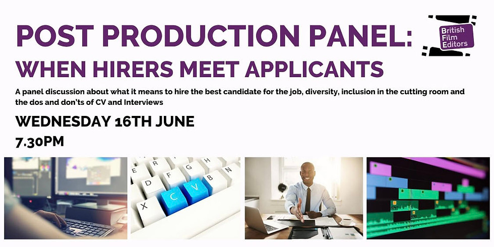 Panel - When Hirers Meet Applicants