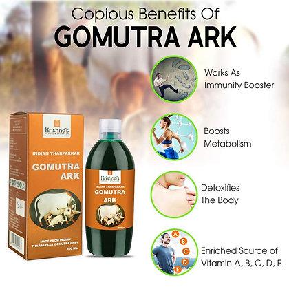 Gomutra Ark Desi Cow Urine