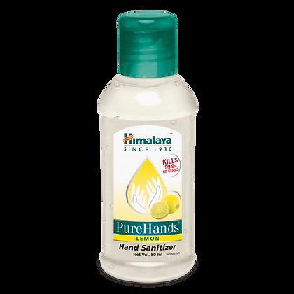 PURE HANDS(HAND SANITIZER)Lemon