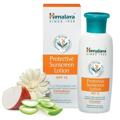 PROTECTIVE SUNSCREEN LOTION.