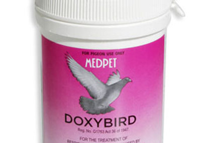 DOXYBIRD TABLETS - 100 TABS