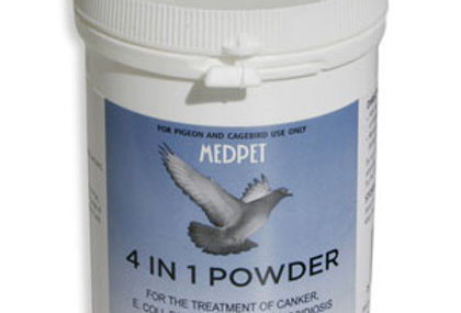 4 IN 1 POWDER - 100GR