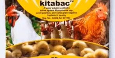 KITABAC KITASAMYCIN 11% W/S - 50GR
