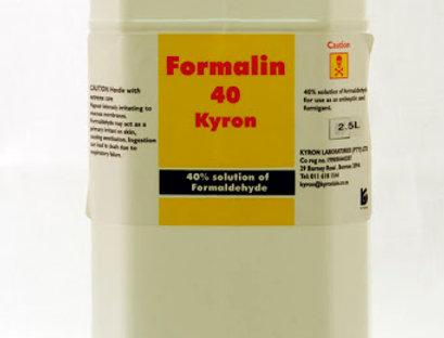 FORMALIN 40% - 2.5LT