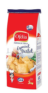Farinha de trigo Mistura Especial para Pastel Tia Ofélia