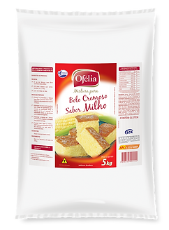 Farinha de Trigo Mistura para Bolo Cremoso de Milho Ofélia