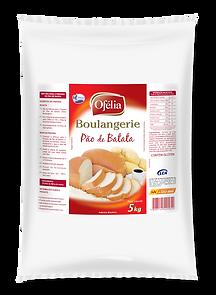 Farinha de Trigo Mistura Especial para Pão de Batata Ofélia Boulangerie