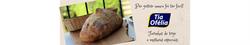 Pão crocante feito com Farinha Tia Ofélia