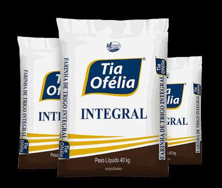Farinha deTrigo Tia Ofélia Integral