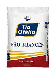 Farinha de Trigo Tia Ofélia Mistura Especial para Pão Francês Curta Fermentação