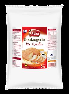 Farinha de Trigo Mistura Especial para Pão de Milho Ofélia Boulangerie