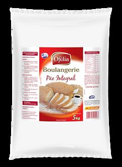 Farinha de Trigo Mistura Especial para Pão Integral Ofélia Boulangerie