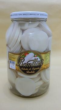 Palmito de pupunha em rodelas Bomttoni