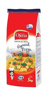 Farinha de Trigo Mistura Especial para Pizza Tia Ofélia
