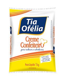 Creme de Confeiteiro Tia Ofélia