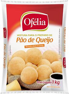 Farinha Mistura Especial para Pão de Queijo Ofélia