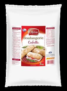 Farinha de Trigo Mistura Especial para Pão Ciabatta Ofélia Boulangerie