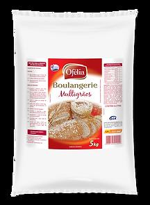 Farinha de Trigo Mistura Especial para Pão Multigrãos Ofélia Boulangerie