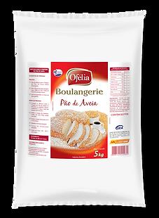 Farinha de Trigo Mistura Especial para Pão de Aveia Ofélia Boulangerie