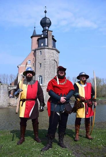 Le château d'Havré