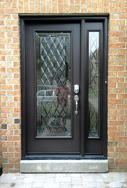Steel Door Newmarket York Region