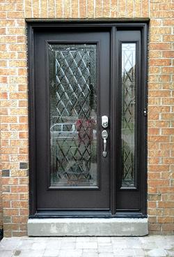 Steel Door Newmarket York Region