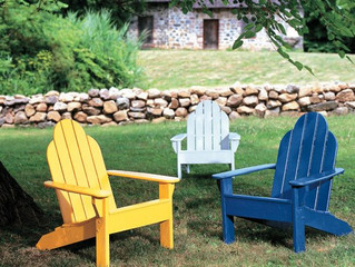 Make over your outdoor furniture