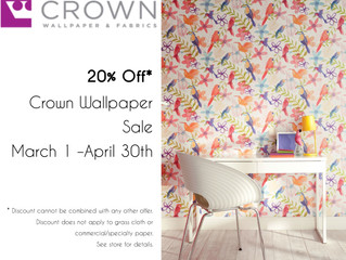 Crown Wallpaper Sale !