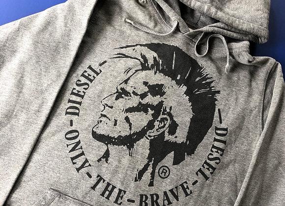 Diesel 'Only the Brave' Hoodie