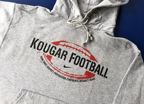 Champion Kougar Football Hoodie