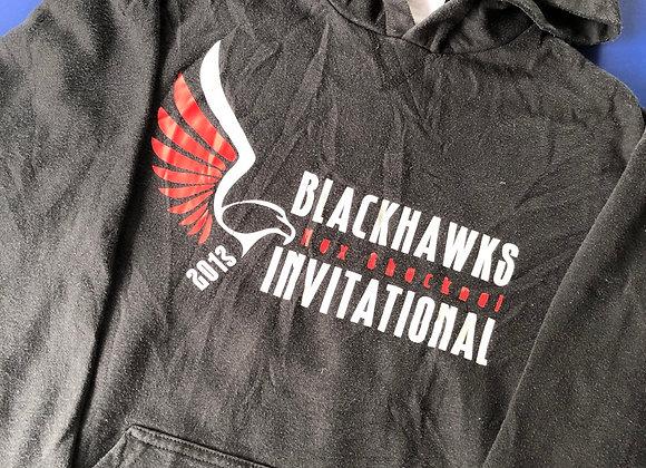Vintage Nike Blackhawks Hoodie