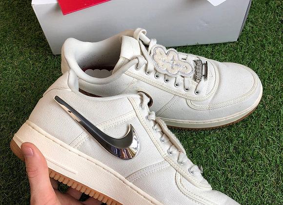 Nike x Travis Scott Air Force 1 'Sail'