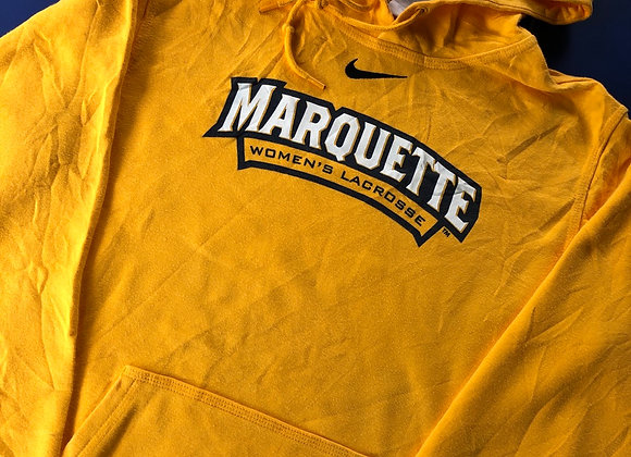 Nike Marquette Women's Lacrosse Hoodie