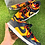 Thumbnail: Nike x Off White Dunks 'University Gold'