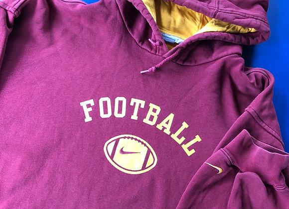 Vintage Nike American Football Hoodie
