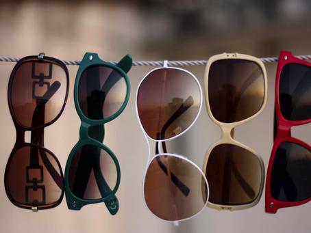 Правильно выбираем солнцезащитные очки