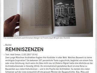 PUBLICATION // Veröffentlichung in Hochparterre