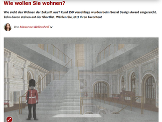 Shortlist Social Design Award