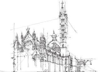 SEMINAR // Zeichenreise Siena