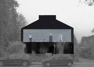 PROJECT // Das Schwarze Haus