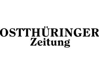 PUBLICATION // Ostthüringische Zeitung