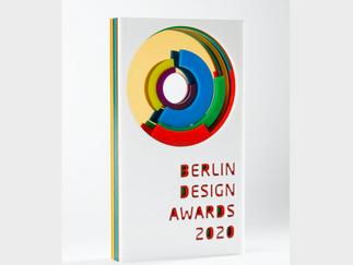 AWARD - BERLIN DESIGN AWARD