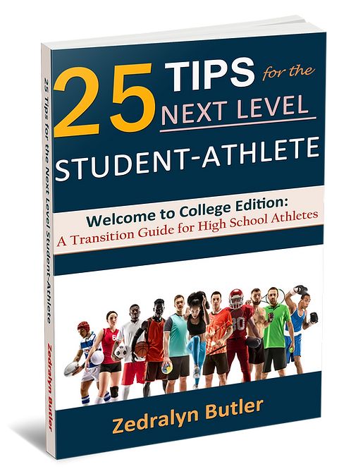 25 Tips for the Next Level Student Athlete